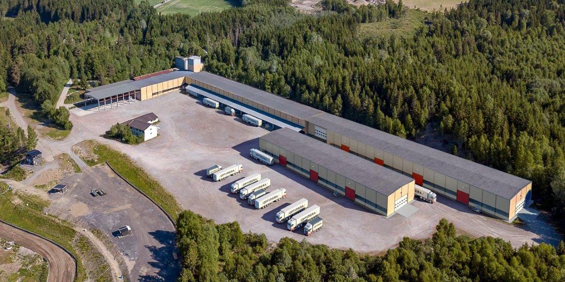 Optimera acquires concrete plant.