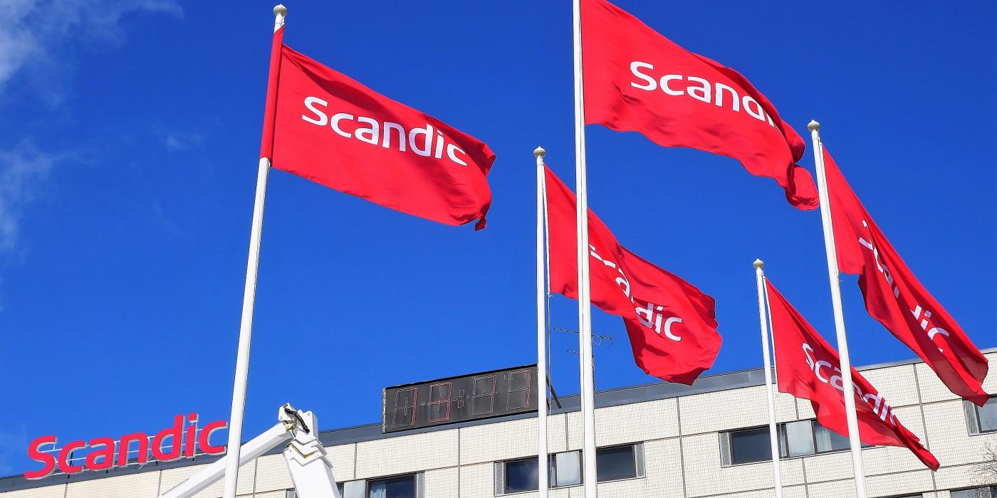 Scandic to divest hotel in Lahti.