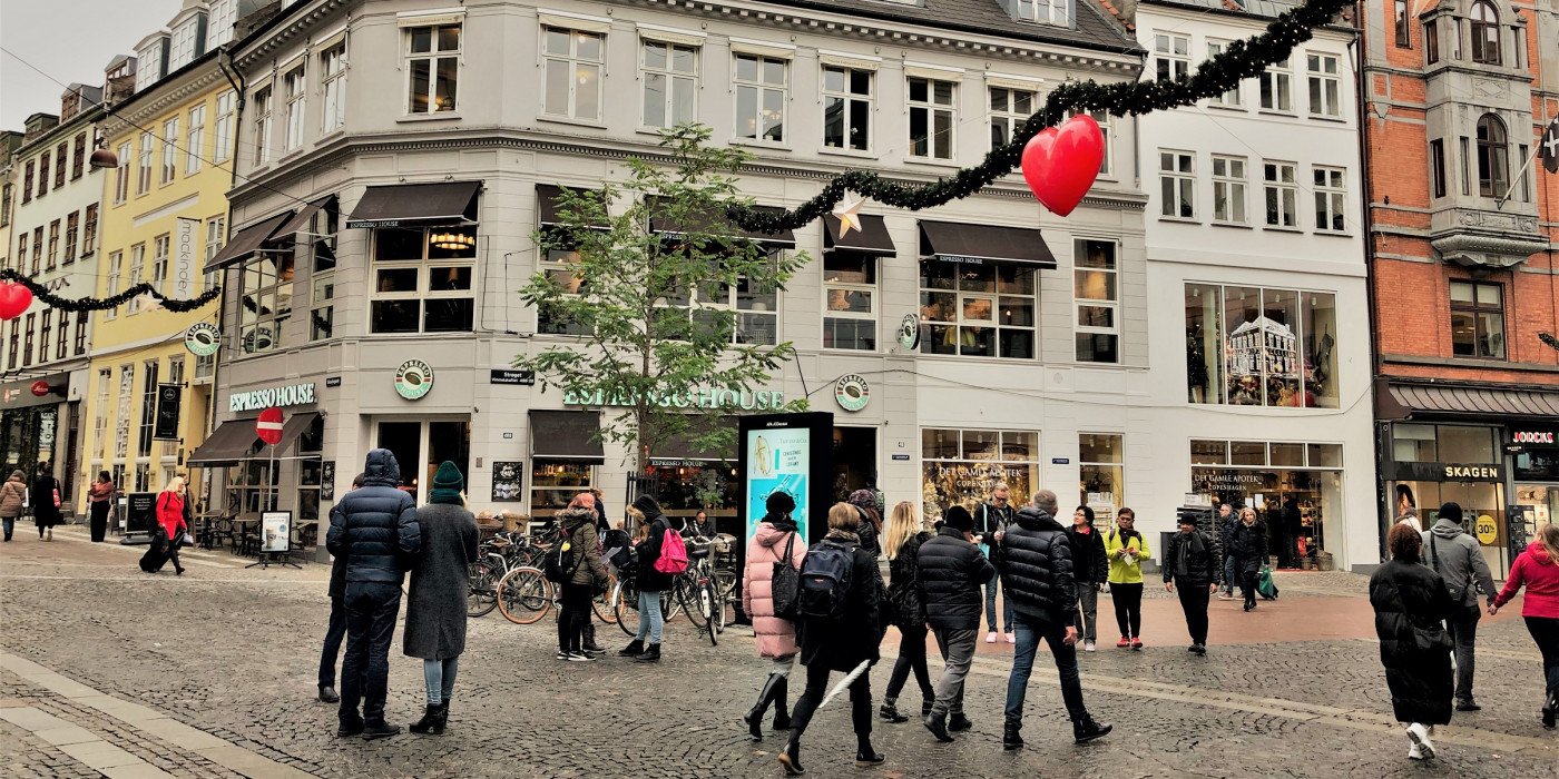 BMO Real Estate Partners Acquires on Strøget in Copenhagen.