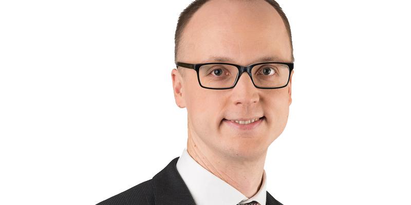 Tero Lehtonen, CEO of JLL in Finland.