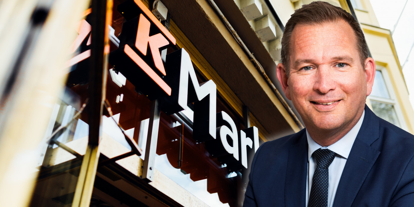 Kesko is the dominating tenant in the newly acquired portfolio. The image is a montage.